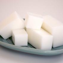 Tvålmassa glycerin vit