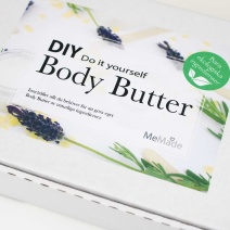 DIY-Kit Body Butter, Lavendel