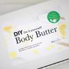 DIY-Kit Body Butter - DIY-Kit Body Butter med citron