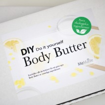 DIY-Kit Body Butter, Citron