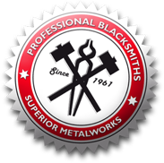 Professionel blacksmiths - Superior metalworks