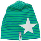 Reflexmössa grön/blå