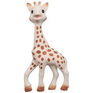 Sophie the giraffe -