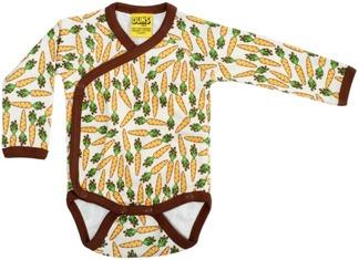 Kimono body med morötter - stl 38