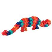 Pusseldjur dinosaurie 1-25 eko & fairtrade