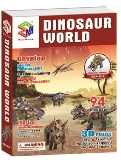 3d dinosaurier -