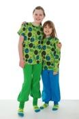 Kortärmad tröja, ekologisk