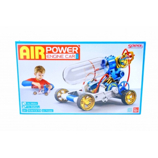 Airpower engine car -