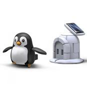 Soldriven Pingvin