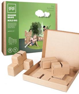 30 st big building blocks -