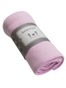 Trikåfilt eko rosa