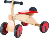 Red racer, barnets första cykel