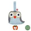 Else owl speldosa - blå
