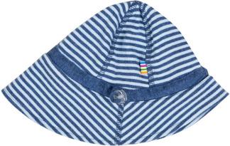 Solhatt, stripe blue - 48/50  (9-24 mån)