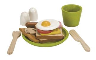 Frukost, ekologiskt -
