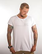 White t-shirt, Birdbuddys