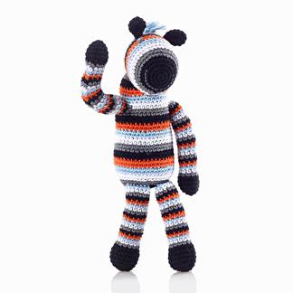 Skallra Zebra fairtrade -
