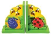 Bokstöd småkryp, fairtrade & eko