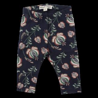 Blommiga leggings från Small rags - Stl 50
