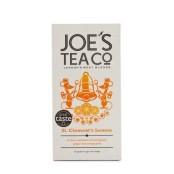 Prisbelönt ekologiskt te med citrongräs, ingefära och apelsinskal