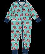 Pyjamas zip, truck