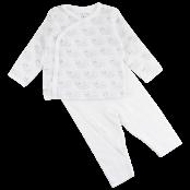 Pyjamas m snigeltryck