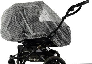 Myggnät till barnvagn -