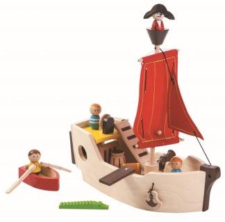 Piratskepp -