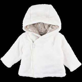 Babyjacka, vit - 56
