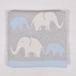 Lilla elefantpojken, 100*80 cm -