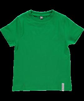T-shirt grön, ekologisk - 74