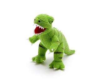 Stickad dinosaurie, T rex -