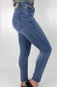 Brandy jeans blue denim