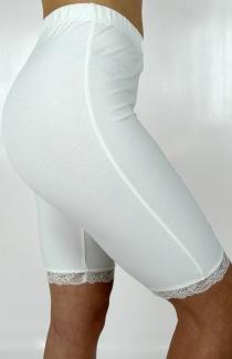 Alma bike shorts - S creme