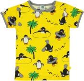 T-shirt pingviner