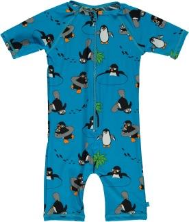 Uv- dräkt, pingvin - 1-2 år