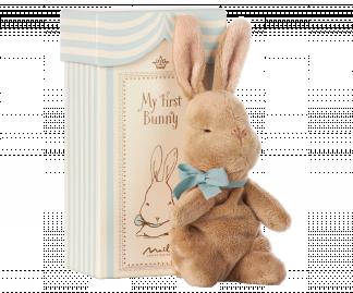 Min första kanin - Blå