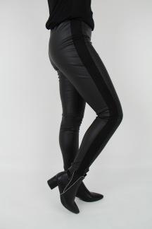 Jackson pants black - M
