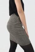 Chelsea skirt black/camel