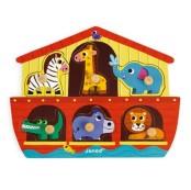 Knoppussel Noak's ark
