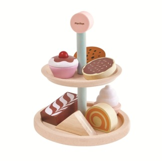Bakery Stand Set -