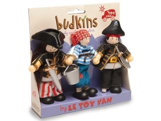 Budkins 'Pirater' (3st) -