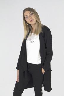 Teegan jacket black - M