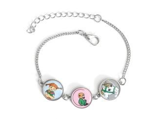 Barn armband Pippi -