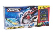 TZ - Shark Attack bana med 3 bilar