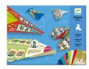 Origami flygplan