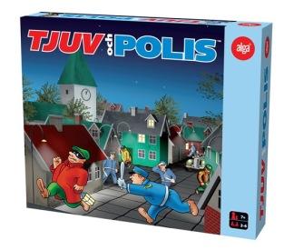 Tjuv och polis -