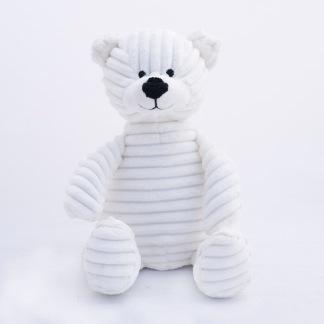 Mjuk nalle - Vit isbjörn