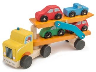 Lastbil 'Biltransport' -