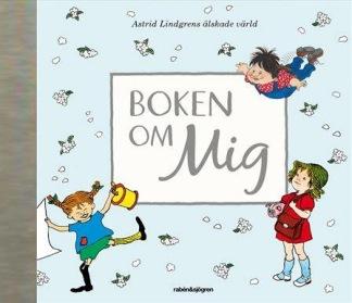 Boken om mig, Astrid Lindgren -